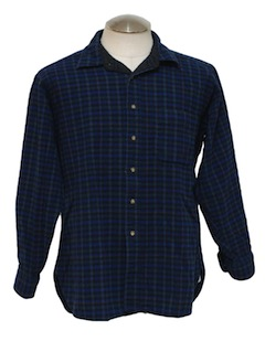 1980's Mens Pendleton Wool Shirt