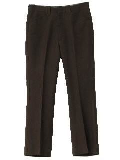 1970's Mens Western Leisure Pants