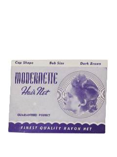 1950's Womens Accessories - Hair Net
