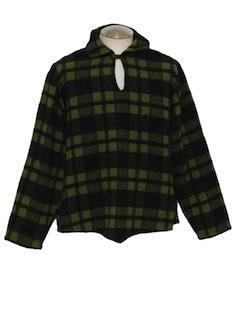 1990's Mens Baja Style Jacket