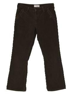 1990's Womens Western Corduroy Pants