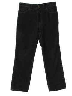 1990's Mens Corduroy Jeans-cut Pants