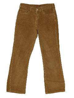 1990's Womens Corduroy Jeans-cut Pants