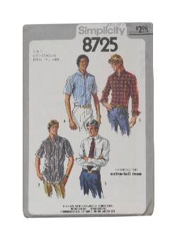 "Simplicity Sewing Pattern 8725 Misses Size to 48"" Hips Knit"