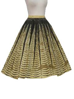 1950's Womens Circle/Hoop Skirt