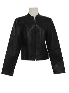 1990's Womens Wicked 90s PVC Jacket