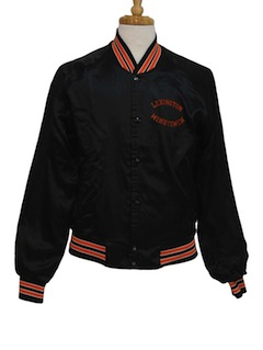 1980's Mens Baseball Jacket