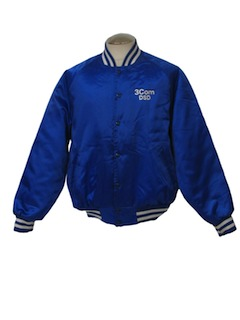1990's Mens Baseball Jacket