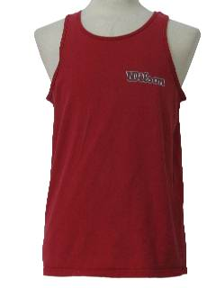 1990's Mens Wicked 90s Muscle Tank Top T-Shirt