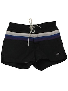1990's Womens Wicked 90s Hobie Shorts