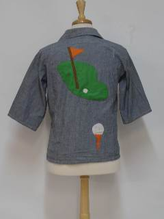 1970's Unisex Hippie Shirt