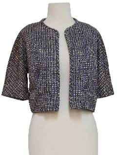 1950's Womens New Look Bolero Jacket