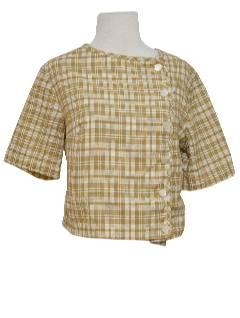 1950's Womens Mod Shirt