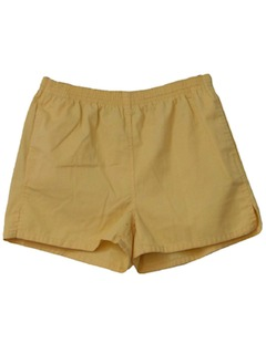 1990's Mens Totally 80s Shorts