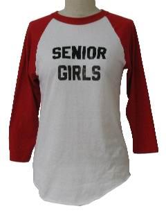 1990's Womens T-Shirt
