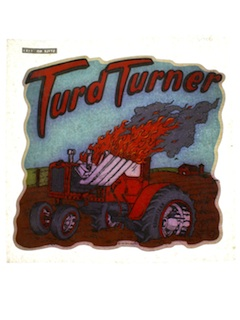 1970's Iron-Ons - Car Themes