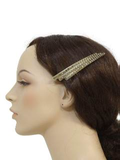 1950's Womens Accessories - Deco Hair Comb