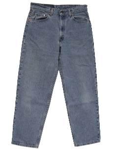 1990's Mens 555 Jeans Pants