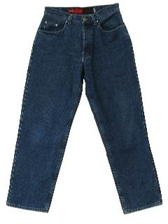 1990's Mens Wicked 90s Silvertab Jeans Pants