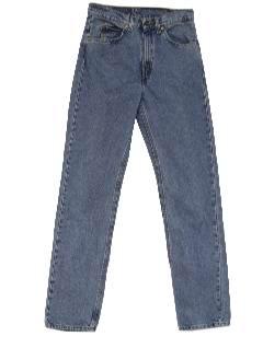 1990's Mens Levis 505 Jeans Pants