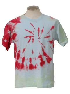 1990's Unisex Hippie Tie Dye T-Shirt