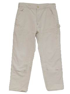 1990's Mens Totally 80s Painter Pants