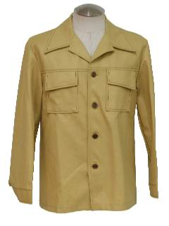 1970's Mens Mod Leisure Jacket