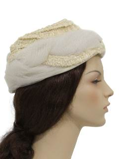 1950's Womens Accessories -Hat