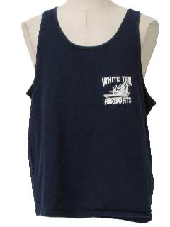 1990's Mens Muscle Tank Top T-Shirt
