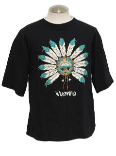 1990's Mens Wicked 90s Travel T-Shirt