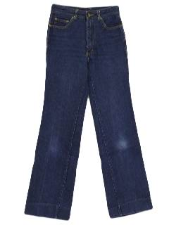 1990's Womens Totally 80s Designer Jeans Pants