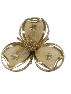 1950's Womens Accessories - Brooch Pin