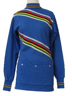 1980's Womens Sport Sweater