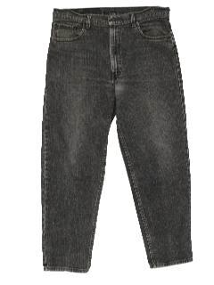 1990's Mens Levis 550 Jeans Pants