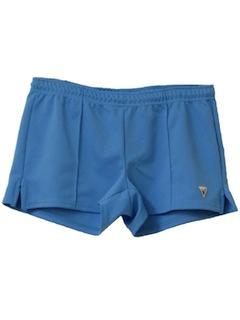 1970's Womens Short Shorts