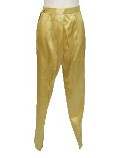 1960's Womens Capri Pants
