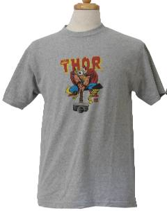 1990's Mens TV Comic Book/Super Hero T-Shirt