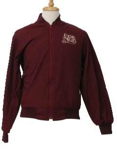 1980's Unisex Zip Jacket
