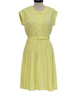1970's Womens Summer Dress