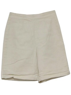 1950's Womens New Look Mod Shorts