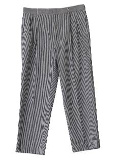 1980's Mens Totally 80s Golf Pants