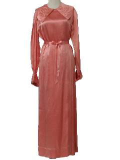 1930's Womens Lingerie - Night Robe*