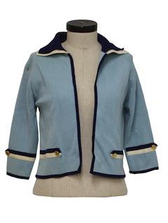 1970's Womens Mod Jacket