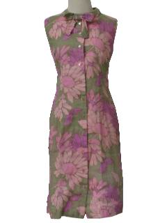 1960's Womens Day Dress
