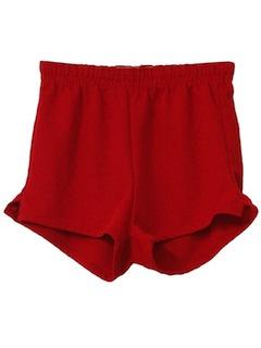 1970's Unisex Gym Shorts