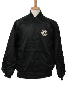 1970's Mens VW Baseball Jacket
