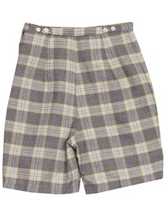 1950's Womens New Look Shorts
