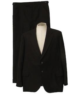 1970's Mens Mod Suit