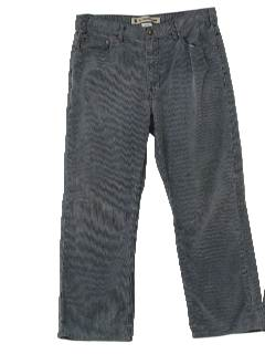 1990's Mens Flared Corduroy Pants