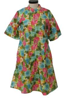 1960's Womens Casual Dress